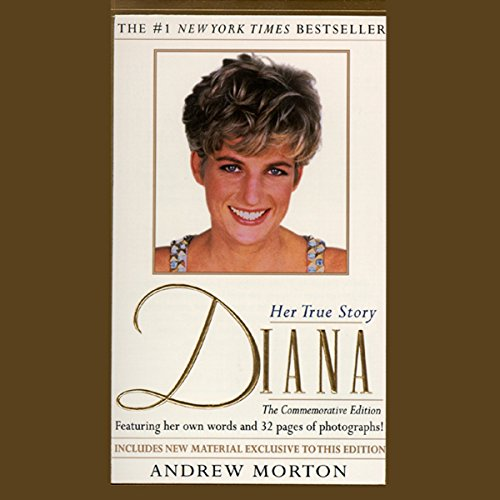 Diana: Her New Life audiobook cover art