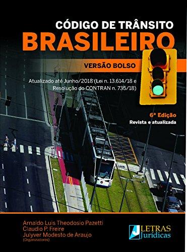Código de Trânsito Brasileiro. Versão de Bolso