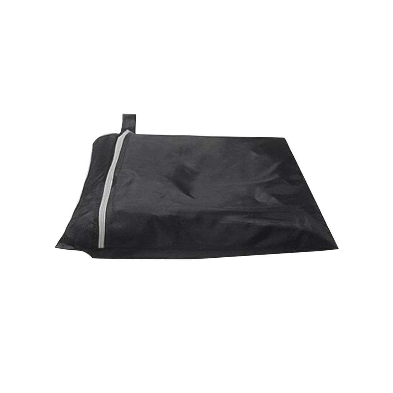 致死固体苦難ガスバーベキューグリルのための防雨防水バーベキューカバー屋外ストレージ大型防塵190Tポリエステル保護カバー-ブラック170 * 61 * 117cm