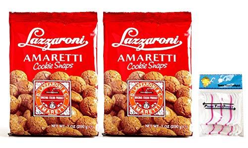 italian amaretti cookies - 6