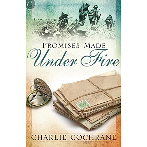 Promises Made Under Fire audiobook cover art
