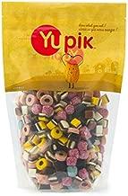 Yupik Mini Licorice Allsorts With Natural Flavoring, 2.2 Pound