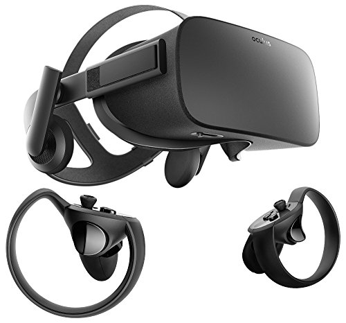 Windows 8 - Oculus Rift and Touch Controllers...