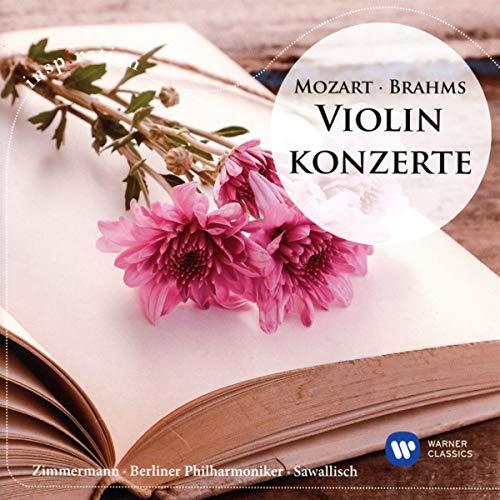 Brahms/Mozart: Violinkonzerte