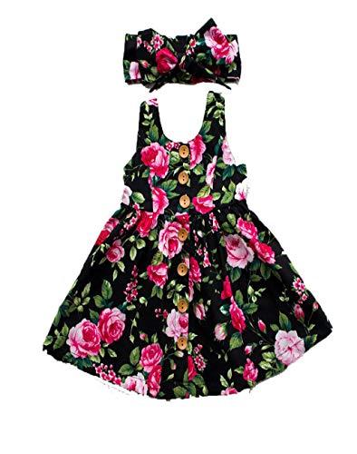 Ropa Bebe NiñA Verano Princesa Linda NiñA Bebé Floral Tul Vestido De Noche Encaje Tutu Vestido De NiñA Banda De Pelo