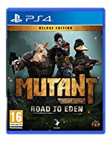 Mutant Year Zero: Road to Eden - Deluxe Edition PlayStation4 by Maximum Games ( Imported Game )