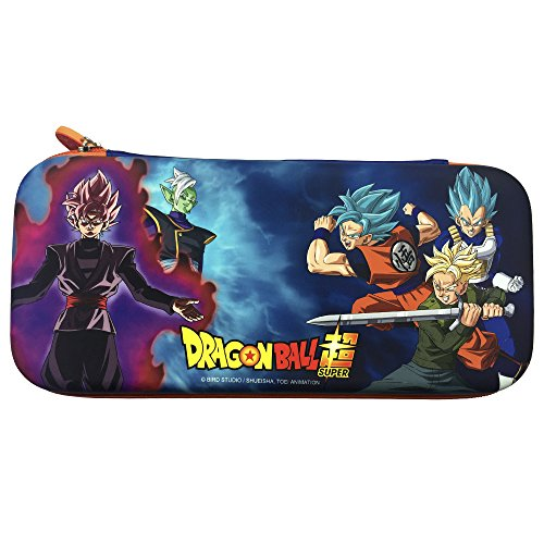 FR·TEC -  Dragon Ball Super Switch Funda Rígida de Transporte  - Nintendo Switch