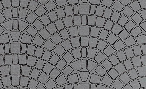Vollmer 47373 Gehwegplatte Kopfsteinpflaster