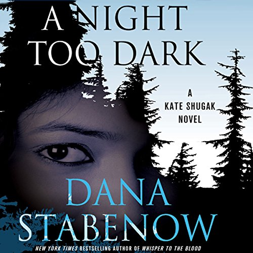 A Night Too Dark audiobook cover art