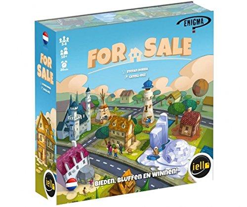 For Sale - Strategisch - Koop en verkoop vastgoed - Voor de hele Familie - Taal: Nederlands
