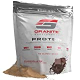 Protein Powder by Granite | 30 Servings of Complete Spectrum Protein to Build Lean Muscle | 5...