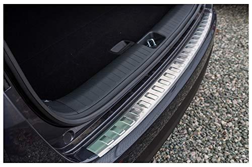 tuning-art L206 Edelstahl Ladekantenschutz 5 Jahre Garantie Fahrzeugspezifisch