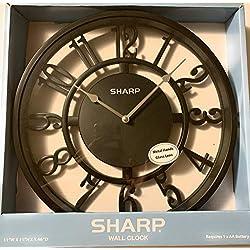 Sharp a Wall Clock