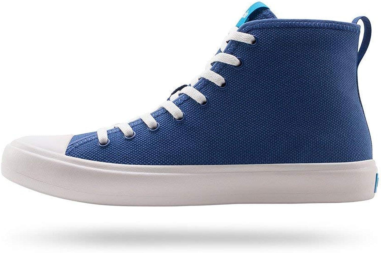 People People People Footwear The Phillips Classic skor, Colt blå  Pickett vit, herr 10  lyx-märke