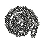 TC-Home 22' Chainsaw Saw Chain Blade 0.325' Pitch LP .058 Gauge 86DL Drive Links Parts
