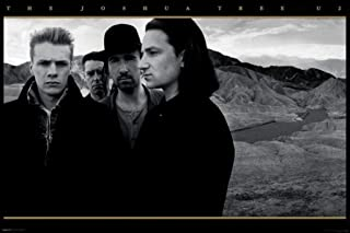 u2 album covers poster