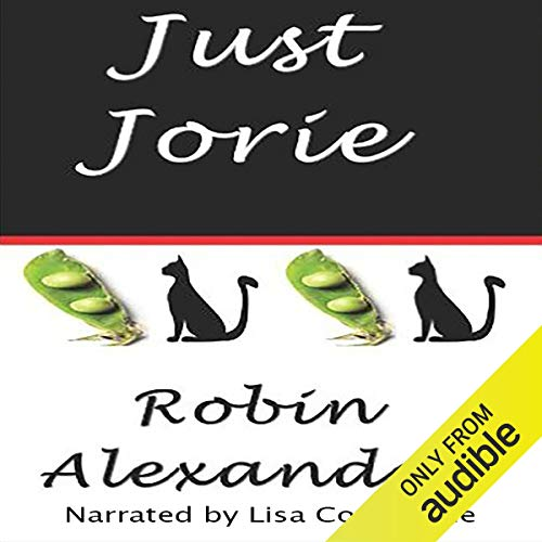 Page de couverture de Just Jorie
