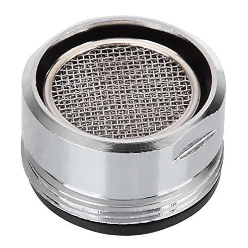 Aireador de grifo 2PCS Faucet de baño Repuesto Parte Tap Aireador Aireador Ahorro de agua Hombre Hombre Sput Final Difusor Filtro Boquilla + Lavadora para Herramienta de Cocina Prevenir salpicaduras