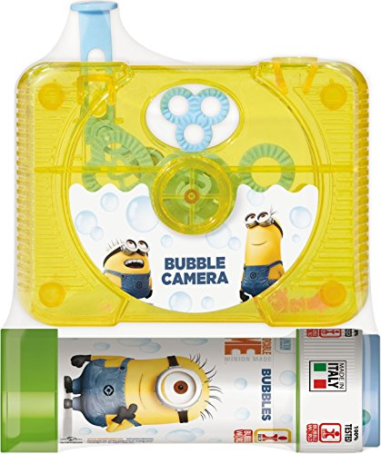 DULCOP – 500.142600 – de Minions – camera waterpas – 10,4 x 9,5 x 2,9 cm – tube zeep – 60 ml