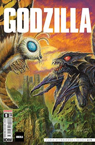 Godzilla. Furia attraverso i secoli 2/3 (Vol. 9)