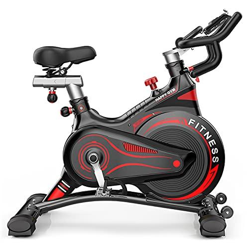 CHIC-FANTASY Bicicleta Magnetica de Entrenamiento Spinning Fitness bicicleta para Spinning