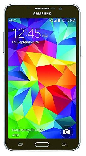 Samsung Galaxy Mega 2 G750a Unlocked GSM 6-inch 4G LTE Smartphone - Black (Renewed)