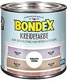 Bondex Kreidefarbe Kreativ Weiss - 0,5L - 386520