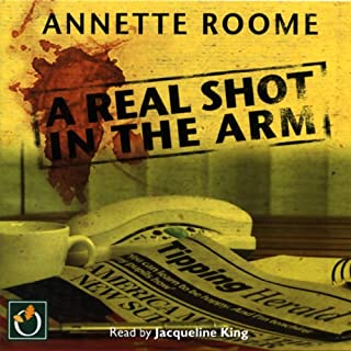 A Real Shot in the Arm audiobook cover art