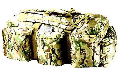 Kombat Combat armée tactique Kit de voyage Sac à dos Sac à bandoulière Sac Camouflage BTP