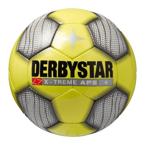 Derbystar - Astro Bälle in gelb, Größe 5