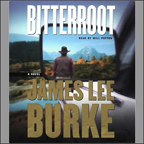 Bitterroot audiobook cover art