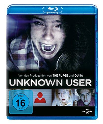 Unknown User [Blu-ray]