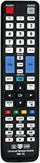 Nettech Universal Remote Control BN59-00996A for Almost All Samsung Brand TV/3D/LCD/LED/HDTV/Smart TV (SM-19+AL)