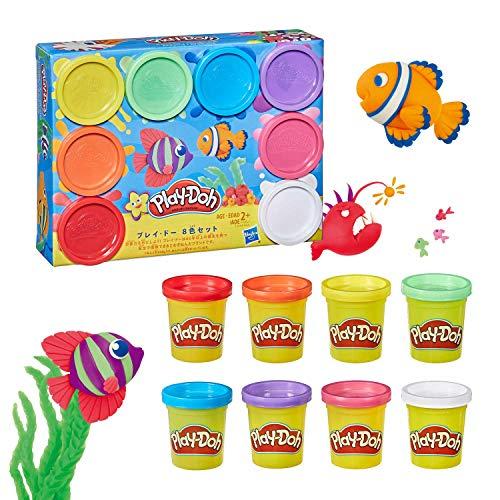 Play-Doh E5062 Scented Komuginade Set of 8 Colors