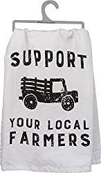 farmhouse kitchen hand towel