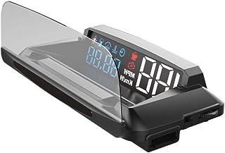 Elikliv L3 HUD Car Head-up Display OBD2 Display Speedometer Car GPS Digital Head-Up Display HUD Projector Overspeed Warning