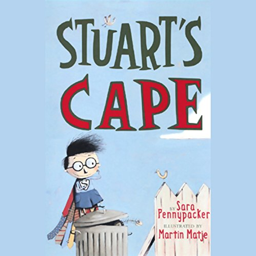 Stuart's Cape audiobook cover art