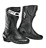 Sidi Performer Motorcycle Boots (9.5/43, Black)