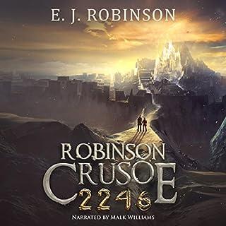 Robinson Crusoe 2246: Book 3 cover art