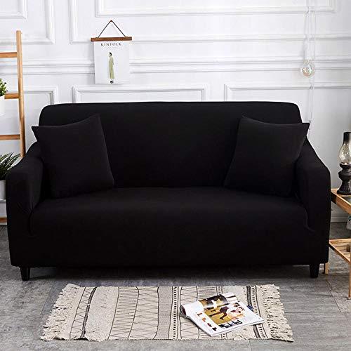 HXTSWGS Copertura Divano Sofa,Copridivano Soggiorno 1 2 3 4 coprisedile, copridivano in Tessuto Elasticizzato, coprisedile divano-Color13_90-140cm