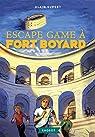 Fort Boyard, tome 8 : Escape game à Fort Boyard par Surget
