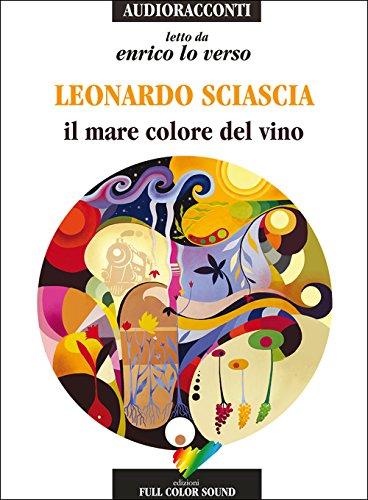 『Il mare colore del vino』のカバーアート