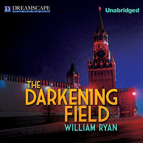 The Darkening Field audiobook cover art