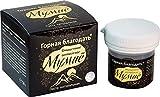 Altai Auténtico Shilajita 50 g de ácido fulvino y oligoelementos 100% puro negro natural pasta con cuchara 200 raciones Мумие Алтайскоe