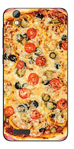 Disagu SF-108098_1157 Design Folie für Phicomm Energy L - Motiv Pizza real