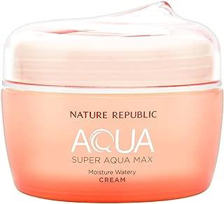 Nature Republic Super Aqua Max Moisture Watery Cream 80ml/2.70oz