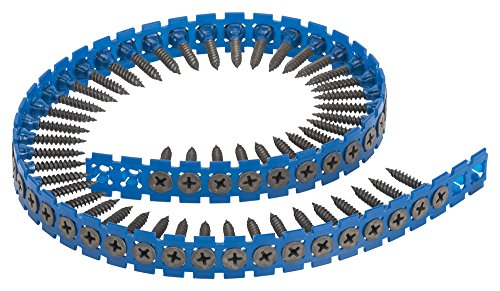 Bosch 2 608 000 547 - Tornillo de rosca gruesa para montajes rápidos 3,9 x 25 - S-G; 25 mm, pack de 1000