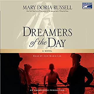Dreamers of the Day audiobook cover art