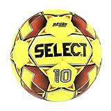 Select Numero 10 Soccer Ball, Yellow/Orange, Size 5