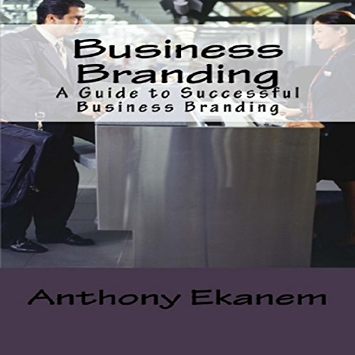 Business Branding audiobook cover art